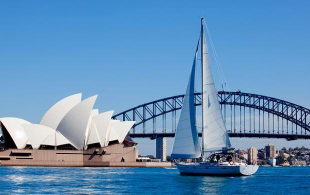 Здравствуй, Австралия!