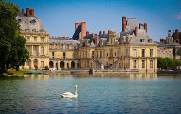 Неизвестные места Парижа