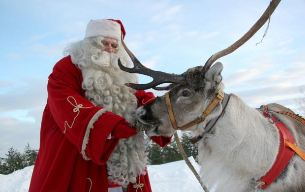 Зимний отдых в Лапландии - на родине Санта-Клауса