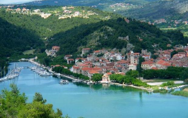 Водопады и монастыри Крка - поездка в Хорватию
