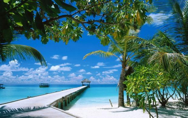 Если есть на земле рай, то это - Мальдивы