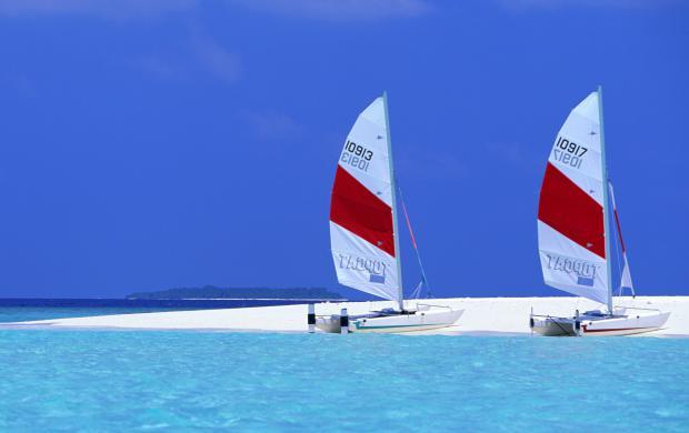 Мальдивы в феврале