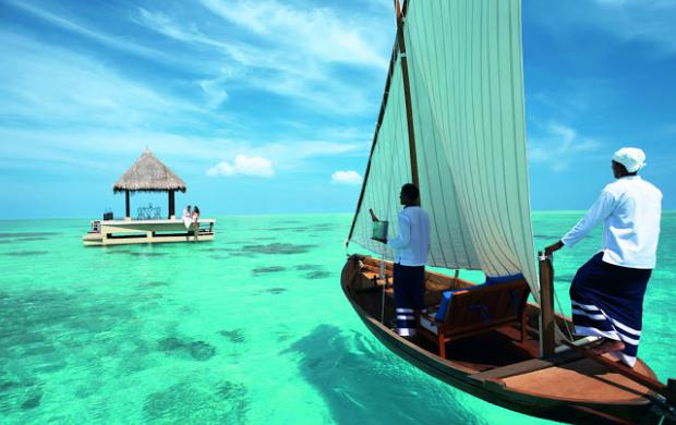 Мальдивы в июле