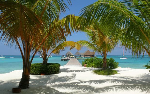 Мальдивы в июне