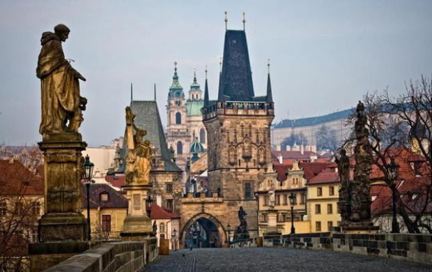 Удивительная Чехия