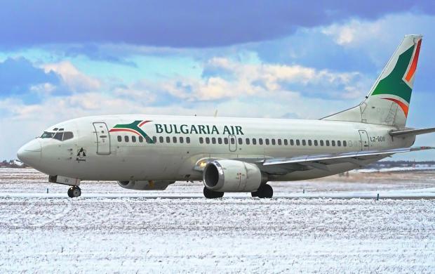 сколько лететь до болгарии из спб