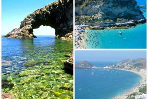 10 самых популярных курортов Италии