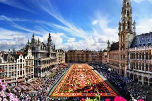 Главные достопримечательности Брюсселя