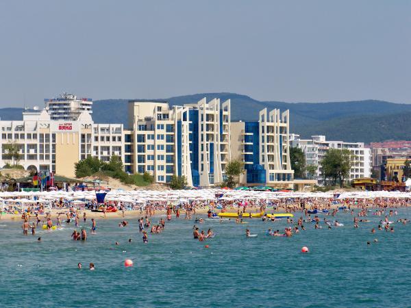 какая погода в болгарии в июне