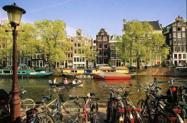Достопримечательности Амстердама Фото описание отзывы