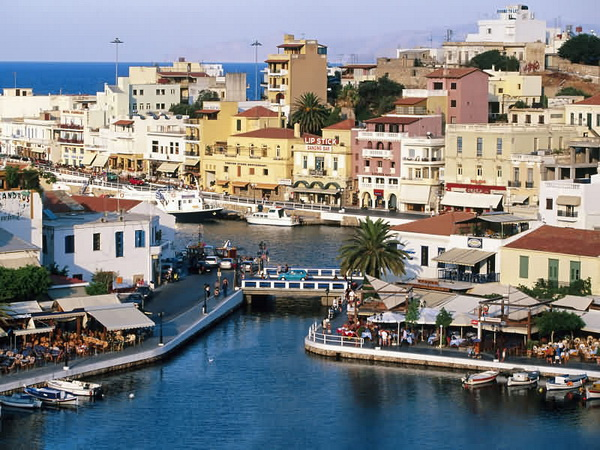 Крит — самый крупный из островов Греции