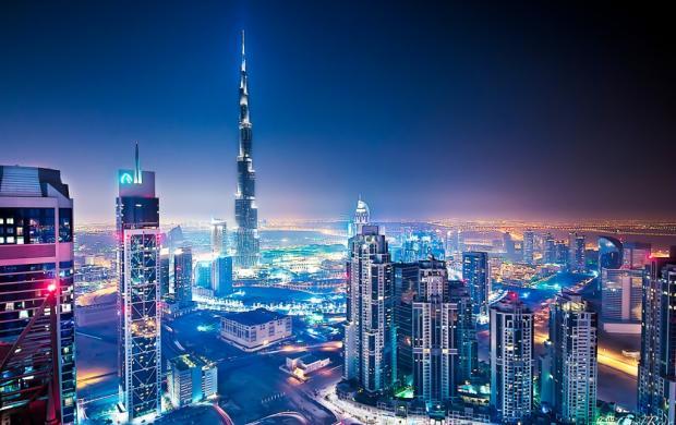 Погода в ОАЭ по месяцам
