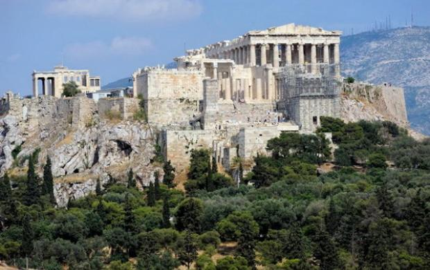 Сердце Греции