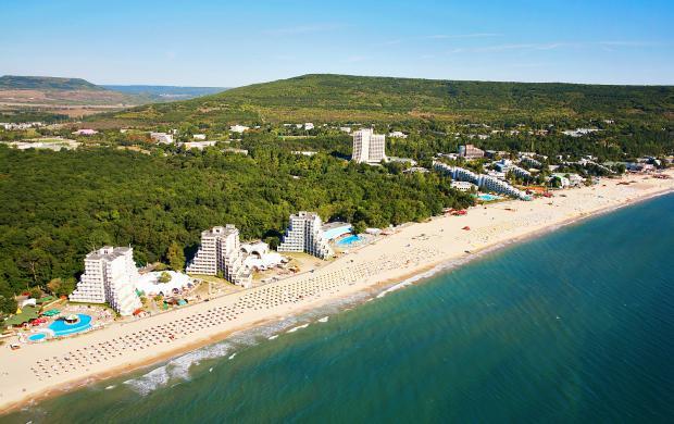 Болгария в августе