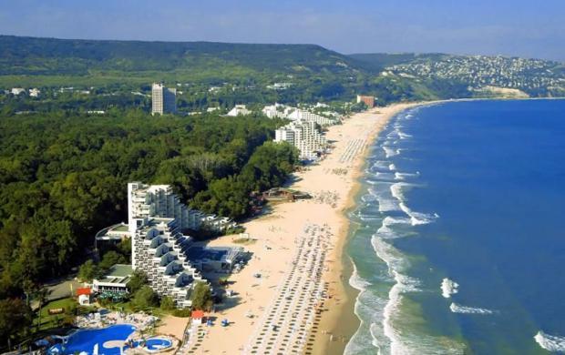 Болгария в июле