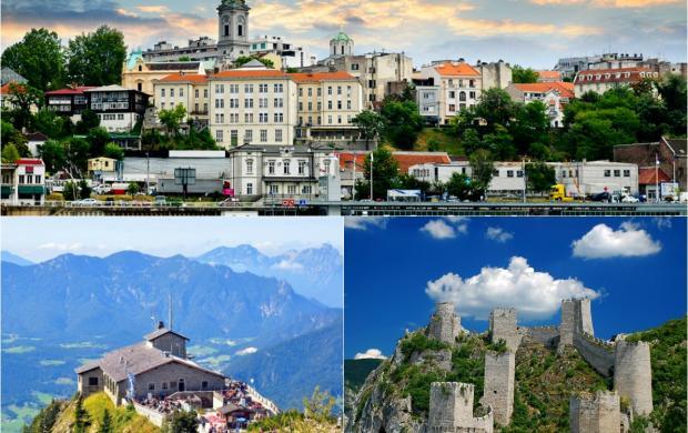 Маленькая Сербия обещает большие радости