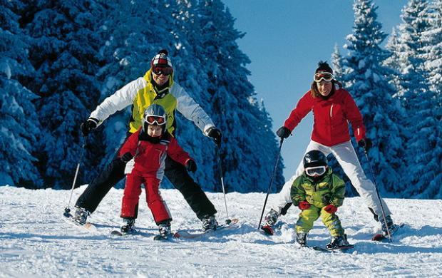 Секреты горнолыжного отдыха с детьми