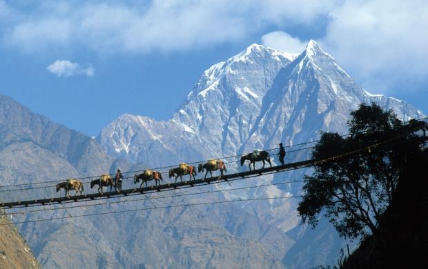 В поисках чудесного - путешествие в Непал