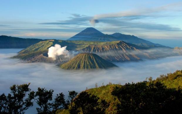 Почувствуйте контраст островов Явы и Суматры