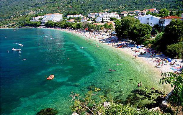 Погода в Хорватии по месяцам