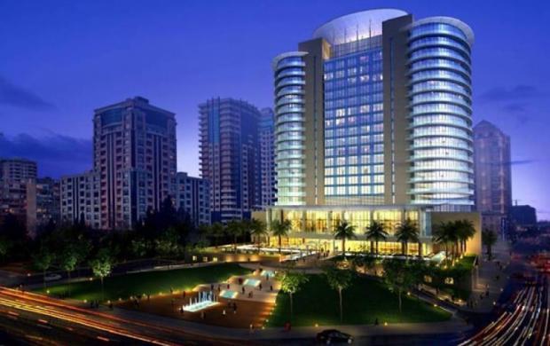 В Баку открылся новый отель JW Marriott
