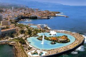 Поездка на Тенерифе