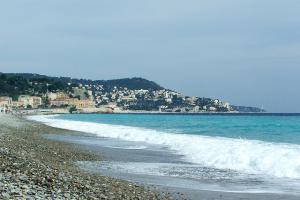Детские пляжи в Ницце