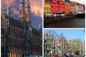 Удивительное путешествие по Амстердаму