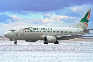 Сколько лететь до Болгарии?