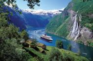 Норвегия - сказочная страна фьордов и троллей!
